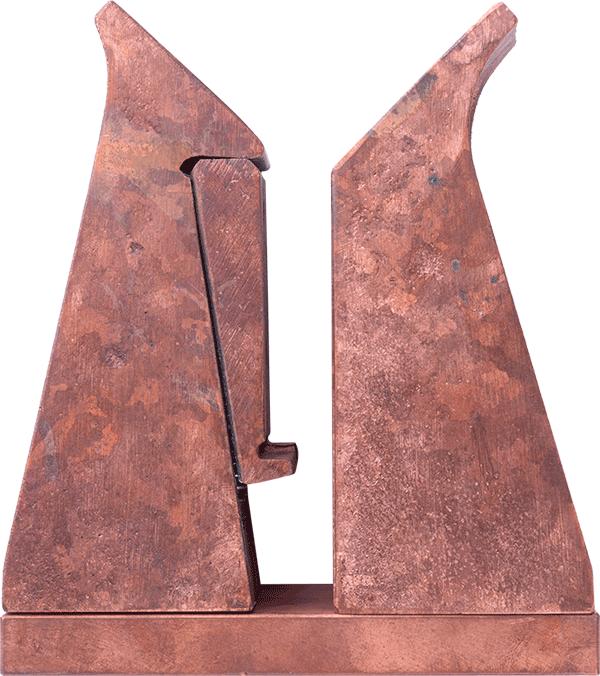 Kontakt-Bock-Typ-K-mit-Grundplatte